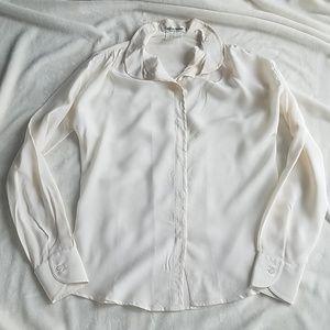 VINTAGE Giorgio Armani 100% Silk Blouse
